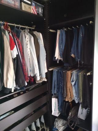 armario vestidor ikea