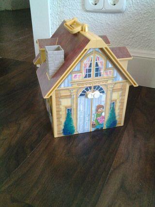 juguete casita Playmobil