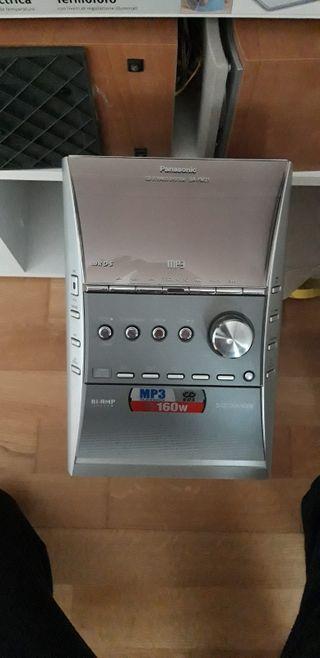 mini cadena Panasonic