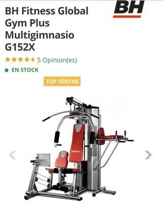 Máquina Gimnasio multifuncion Bh