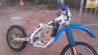 Despiece Alfer VR 250