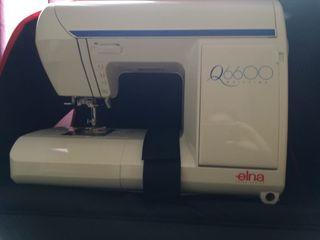 Máquina de coser experience 660 (Elna 6600)