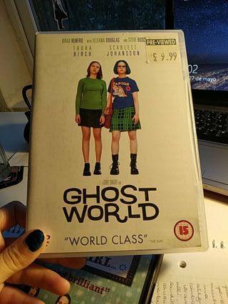 Ghost World Dvd