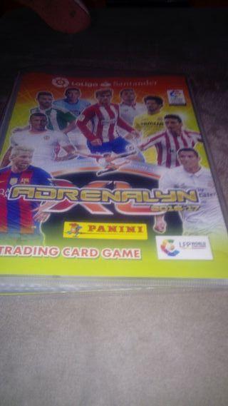 colección fútbol