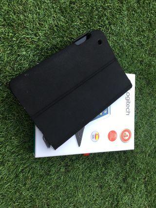 Funda teclado iPad mini Logitech