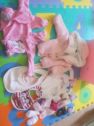 faedd4732 Ropa para bebé Kiabi de segunda mano en WALLAPOP