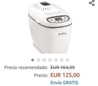 panificadora moulinex home baguette
