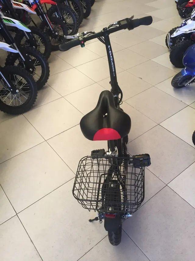 Bicicleta Eléctrica Smart SETER 350 W