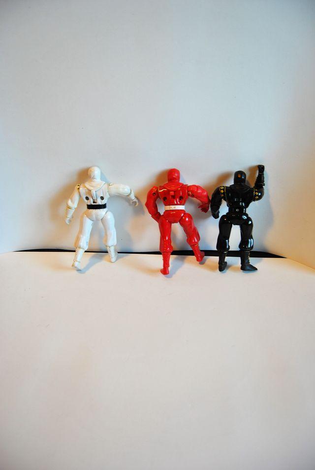 Powers Rangers Ninja