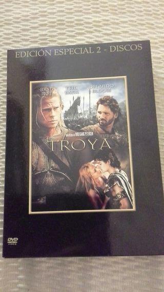 CD Película Troya