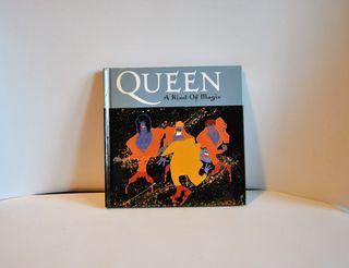Queen A Kind Of Magic + Libro
