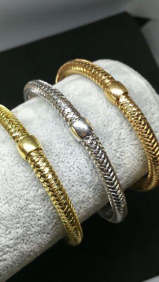 ea09946f3351 Pulsera de oro blanco de segunda mano en la provincia de Madrid en ...