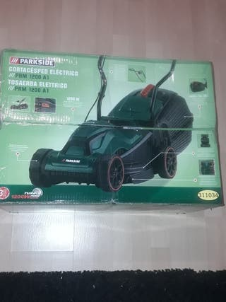 cortacesped electrico Parkside