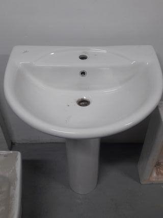 venta de lavabo completo con pie