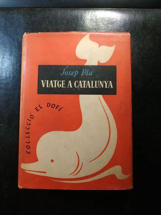 Josep Pla - Viatge a Catalunya - 1946 - Tapa dura