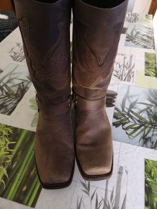 botas tejanas mayura