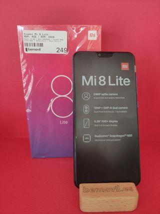 Xiaomi Mi 8 Lite 4GB / 64GB - Nuevo