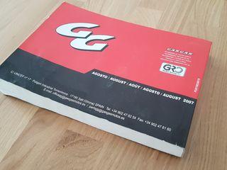 Manual de usuario Gas Gas ec Enducross