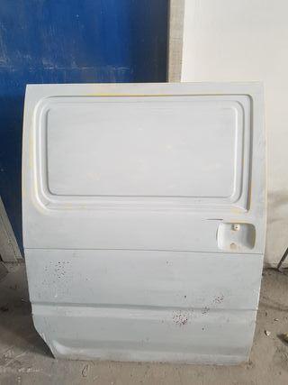 puerta corredera piaggio porter