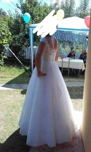 06080b69c9 Vestido de novia de segunda mano en la provincia de Cantabria en ...