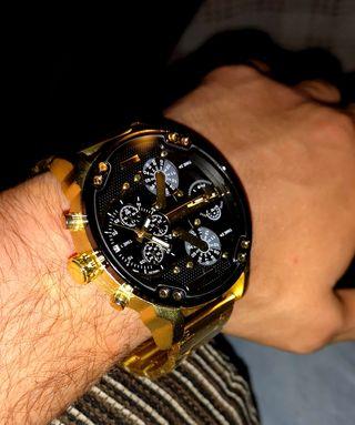 f7dc4b6458ad Correa Reloj Diesel de segunda mano en Madrid en WALLAPOP