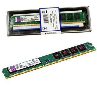 memoria RAM nueva Kingston 8gb ddr3