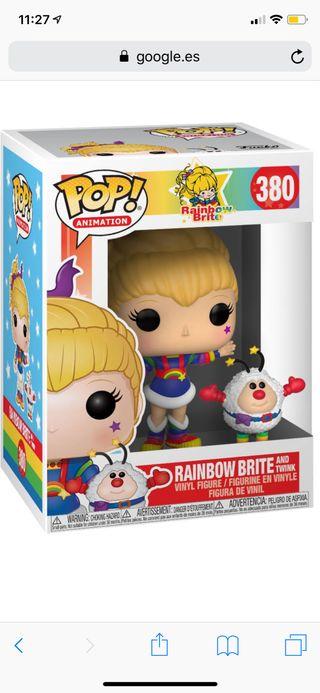 FUNKO POP Rainbow Brite y Twink - Rainbow Brite
