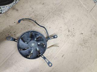 ventilador radiador quad, atv, Honda TRX 450
