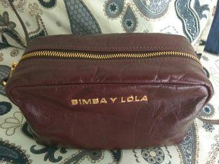 Bolso de piel Bimba y Lola