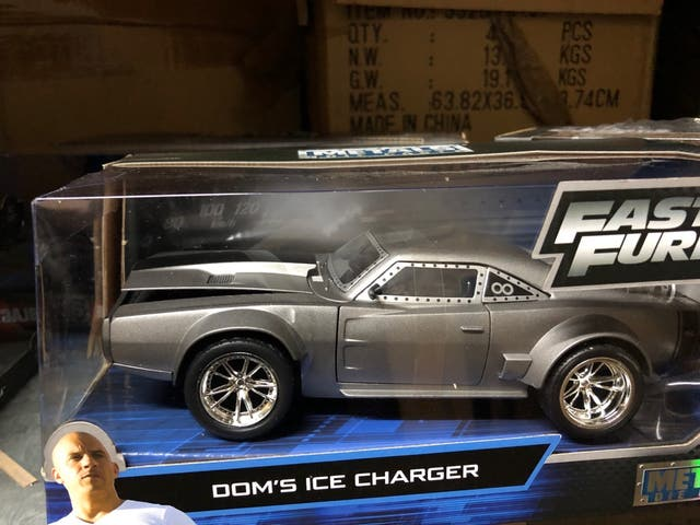 Dom's ice charger