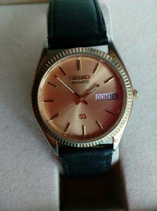 e2a23c69d5d4 Reloj Seiko Quartz de segunda mano en WALLAPOP