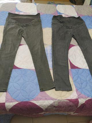 c5ef69dc2 Pantalones Premama de segunda mano en WALLAPOP