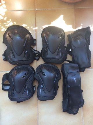2 Set 3 protecciones XL y M