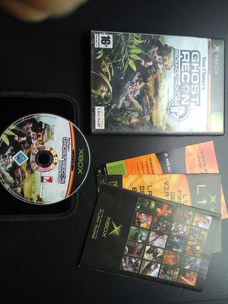 Ghost Recon Island Thunder XBOX