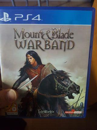 En perfecto estado PS4.