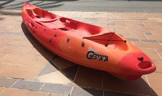 Traspaso negocio alquiler kayaks