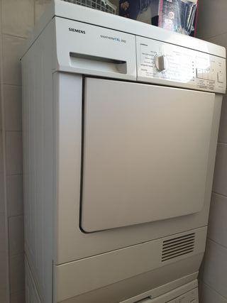 secadora y lavadora siemens