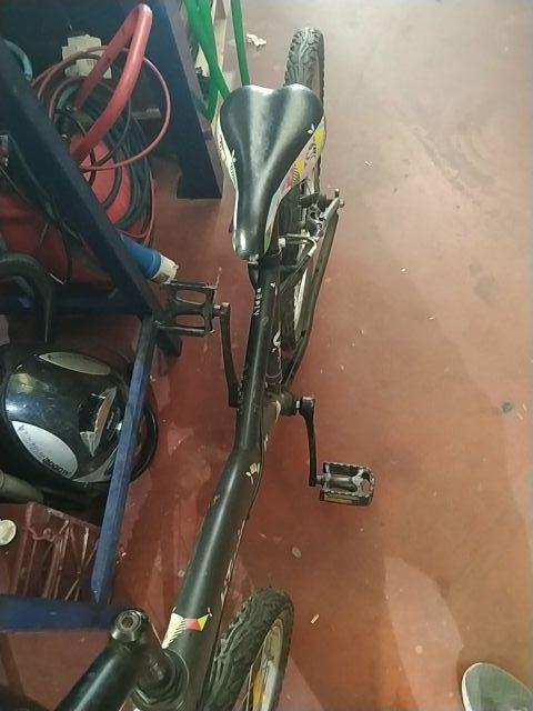 Bicicleta niño junior 24 pulgadas