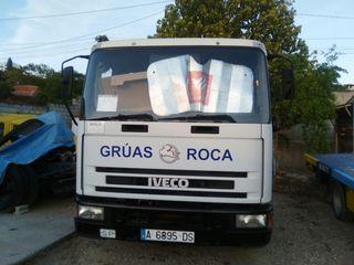 Iveco Camión Grua 2008