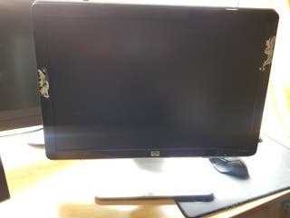 monitor hp 19 pulgadas wide