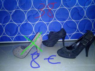 botas y zapatos