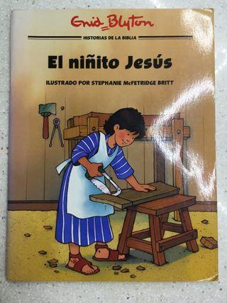 """Libro """"El niñito Jesus"""""""