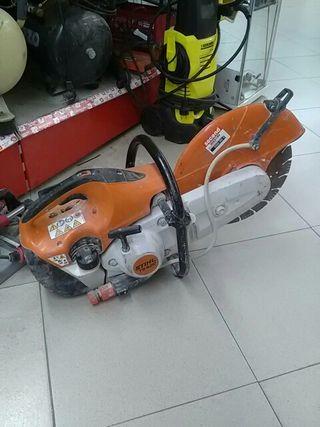 Tronzadora STIHL TS 420