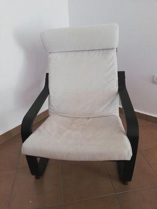 sillón poang ikea
