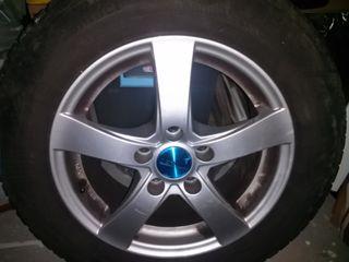 Ruedas+neumático de invierno M+S-Ford Focus 2010