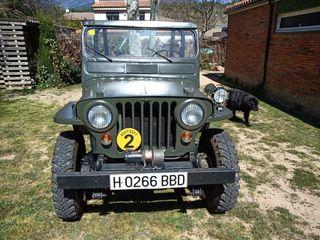Jeep Willys CJ3A 1980