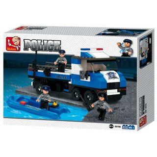 SLUBAN-B0186 SLUBAN POLICE