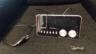 Radio-Despertador digital