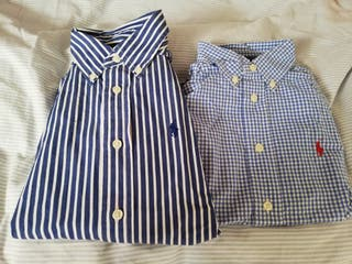 3 Camisas de niño talla 4