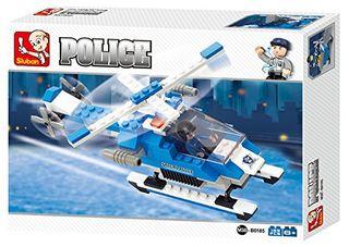 POLICÍA HELICÓPTERO M38-B0185 Sluban